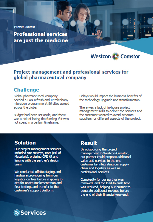 Services-Success-Story-Pharmaceutical-Professional-Services-Cisco-2020