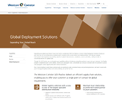 Global Deployment Solutions